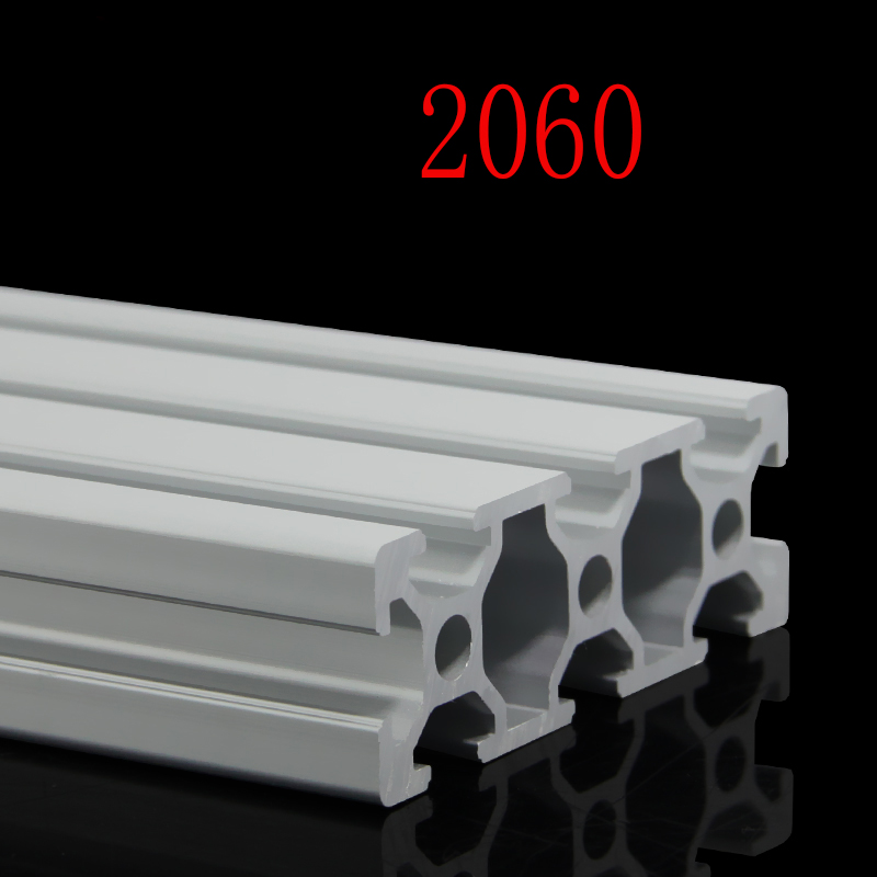 1pcs 2060 Aluminum Profile 2060 Extrusion European Standard Anodized Linear Rail Aluminum Profile 2060 CNC 3D Printer Parts1pcs 2060 Aluminum Profile 2060 Extrusion European Standard Anodized Linear Rail Aluminum Profile 2060 CNC 3D Printer Parts