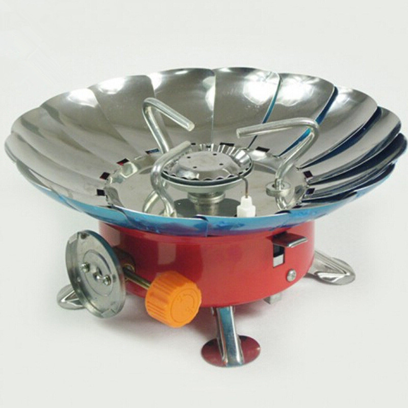 AT-6310Fire Maple Gas Stove Mini Lighter Outdoor Camping Equipment Portable Gas Stove Cookware Propane Butane BBQ Grill Folding