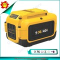 40V MAX 6.0Ah Original Power Tool Battery For Dewalt DCB406 Lithium-Ion Heavy Duty