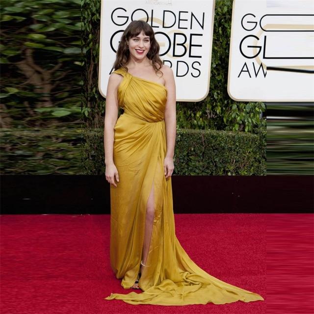 Prom Gold Carpet