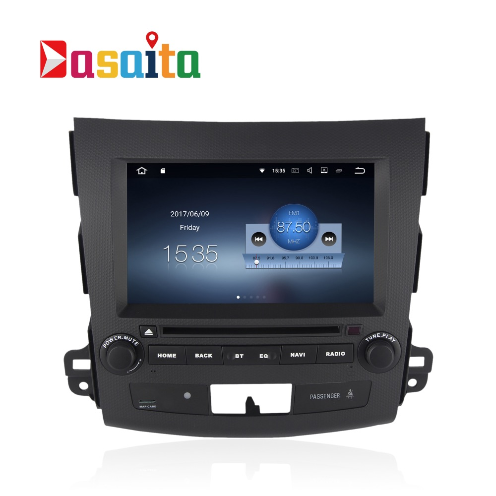 Car 2 din android 7.1.1 GPS Navi for Mitsubishi Outlander 2007+ Peugeot 4007 navigation head unit multimedia video play 2Gb Ram car 2 din radio android 7 1 gps navi for chevrolet cruze autoradio navigation head unit multimedia video play stereo 2gb ram