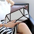 Fashion personality irregular stitching handbag shoulder bag  Water Cube quality pu leather women bag
