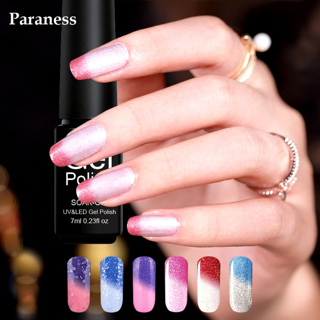 Aliexpress.com : Buy Paraness Professional Nail Gel Polish ...