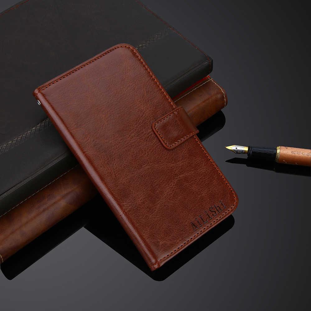 Ailishi 100% Эксклюзивный чехол для bluboo S1 Роскошный кожаный чехол флип Одежда высшего качества Обложка телефон сумка бумажник держатель + отслеживания