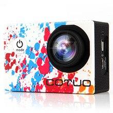 Original COTUO CS96 4K Action camera Novatek 96660 Ultra HD WiFi 1080P 60fps 720P 120fps 20MP sport go waterproof pro camera dv