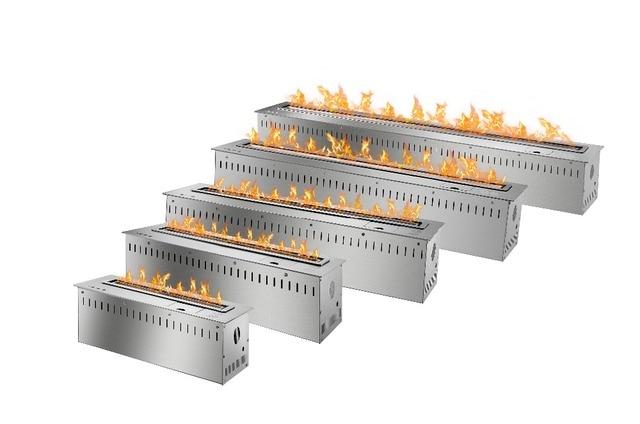 en venta 48 fuera con chimenea biocombustible etanol quemador - Chimenea Etanol