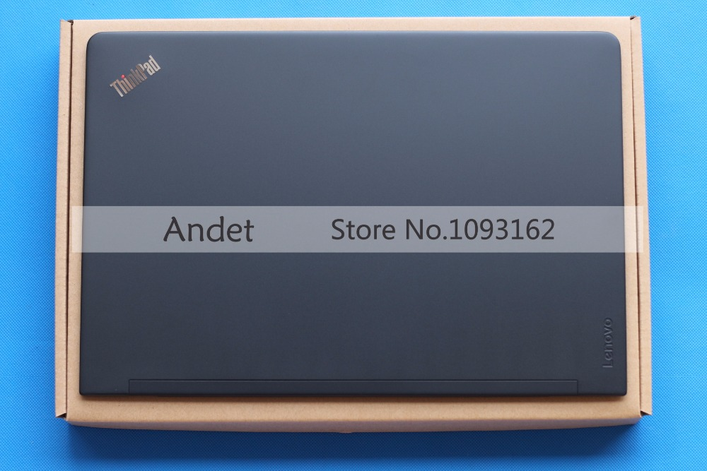 Nouveau Original pour Lenovo ThinkPad S5 E560P LCD couvercle arrière coque couverture arrière Top Case 01AW453 01AY586 avec caméra 3D