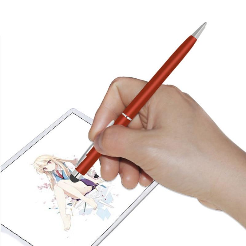 2 In 1 Dual Verwenden Tablet Stift Kapazitiven Bildschirm Touch Pens Universal Stylus Stift Für Iphone Ipad Air Pro Android Tablet Bleistift