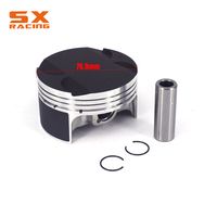 Piston Pin For ZS177MM ZONGSHEN Engine NC250 KAYO T6 BSE J5 RX3 ZS250GY 3 4 Valves Parts Motorcycle