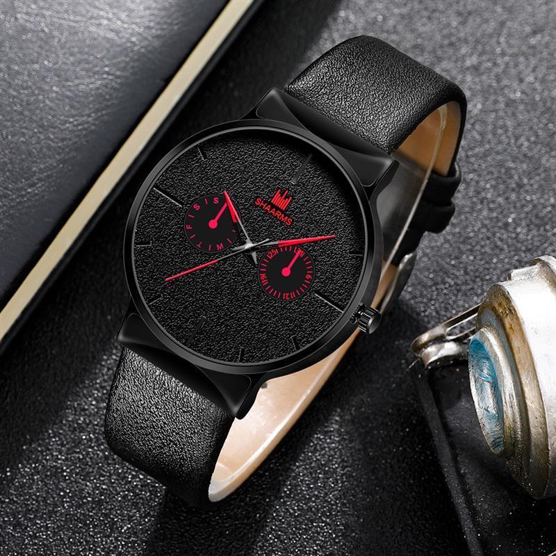 HTB128HsXoY1gK0jSZFMq6yWcVXaP Wristwatch Male Military Analog Casual Watches