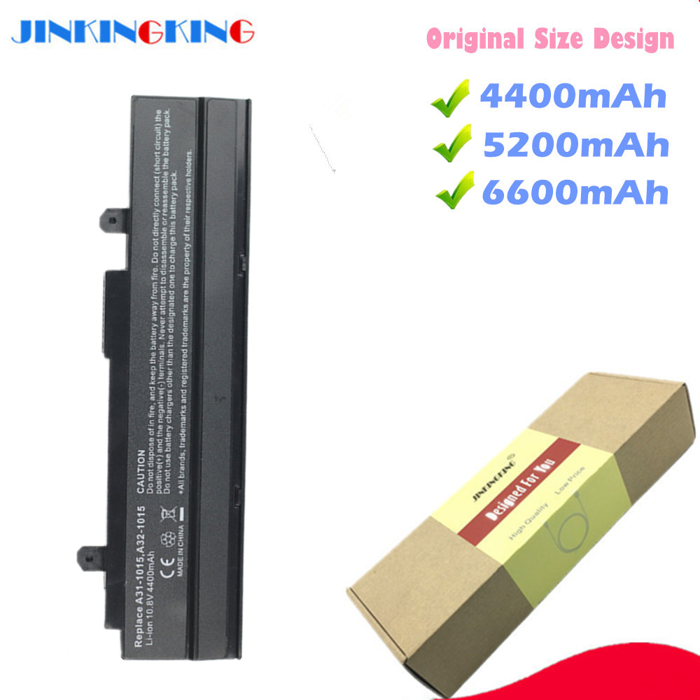 Laptop Battery For Asus Eee PC 1215 1215b 1215N 1015b <font><b>1015</b></font> 1016 1015bx 1015px 1015p 1215 R011 A31-015 <font><b>A32</b></font>-<font><b>1015</b></font> AL31-<font><b>1015</b></font> image