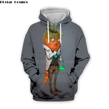 PLstar Cosmos Emoji Ahegao funny carrot Kawaii 3D Hoodies/Sweatshirt long sleeve Men Women Newest streetwear Harajuku fashion-12