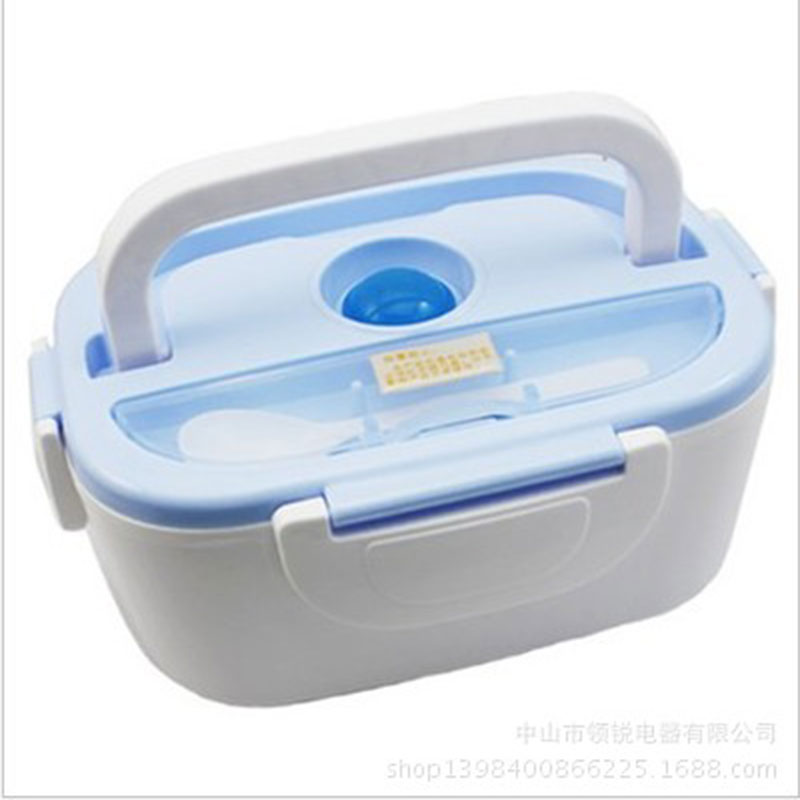 все цены на Reheating Automatic Heated Food Containers Mini Lunch Box Multifunction Food Box Heat Preservation онлайн