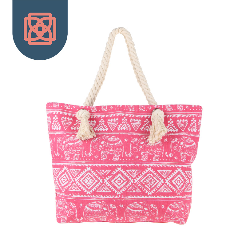 Popular Pink Beach Bags-Buy Cheap Pink Beach Bags lots from China ...