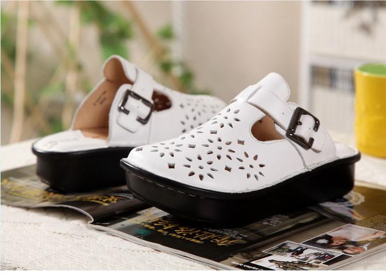 zapatos planos mujer