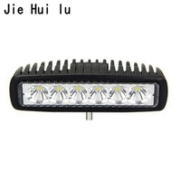 High Quality Car Auto 18w LED Roof Lamp Beam Lights Light 1770Lm 6000K DRL Headlight Motorcycle