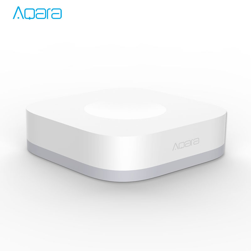 cheapest Aqara Smart Wireless Switch Smart Remote One Key Control Aqara Intelligent Application Home Security APP Control