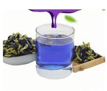 Фотография 40g.High Quality Clitoria Ternatea Tea.Blue Butterfly Pea tea.Dried Clitoria kordofan pea flower.Thailand.Free shiping