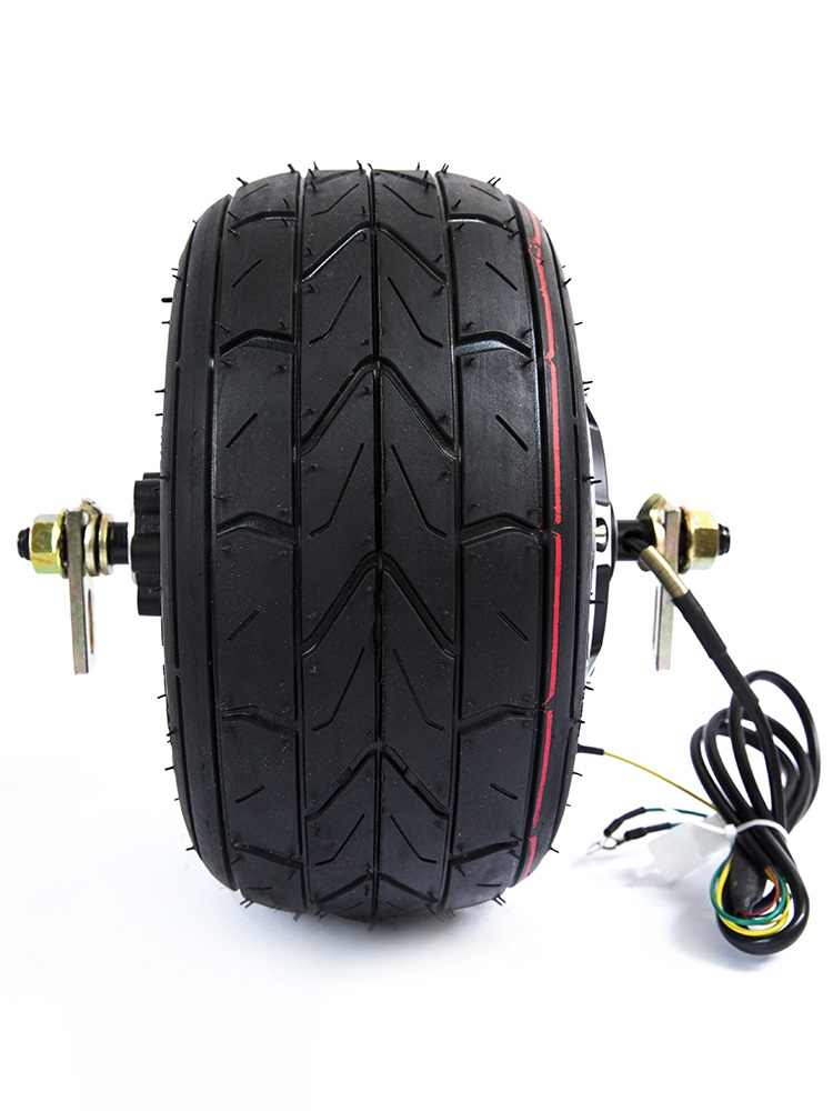 """Leistungsstarke 48v 800w 10 """"Fett Hub Motor Vakuum Reifen 10-6-5,5 Breite Reifen Roller Motor EVO motor Motor ATV Hub Motor"""