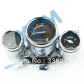 Electric Scooter 72V  Instrument , Motorcycle Speedometer, Tachometer ,  YB-DGW-72V, Free Shipping