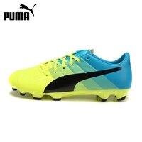 Original New Arrival 2016 PUMA FG Men S Football Shoes Sneakers Free Shipping
