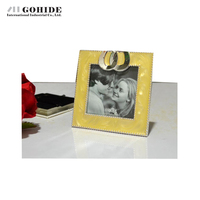 DUH Europe Style High Quality Metal Photo Frame Photo Frame The With Pictures Mini Frame Birthday Gifts Valentine's Day Gifts