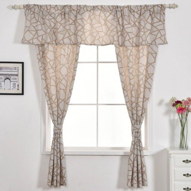 Tessuti per tende trattamento finestra Della Cucina corta disegno ...