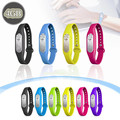 Colorful Wearable Wristband 4GB Digital Voice Recorder One Button Long Time  Long Distance Recording