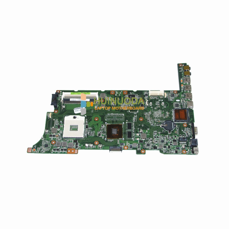 K73SJ REV Mainboard for ASUS K73SD laptop motherboard HM65 with NVIDIA graphics DDR3 tested warranty 60 days laptop motherboard for asus n43sl n43sl rev 2 0 hm65 nvidia n12p gt a1 ddr3
