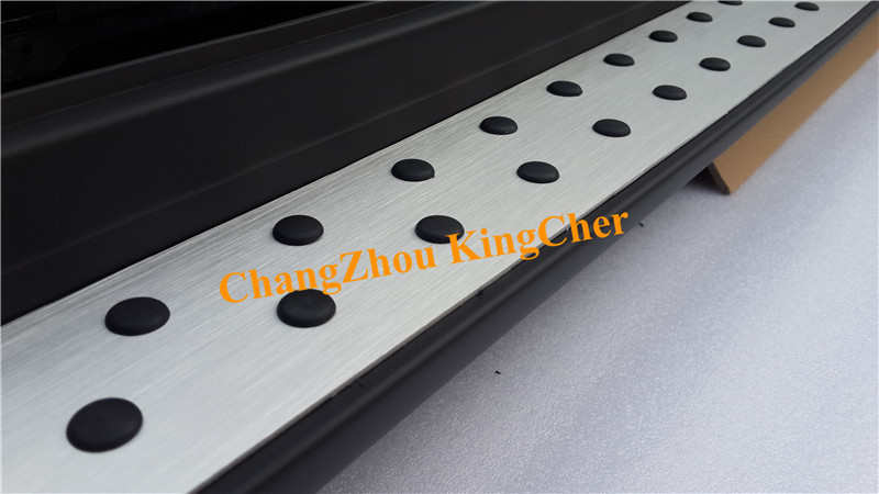 Oem алюминиевая конструкция подножка Nerf бар для BMW X1 E84 2010