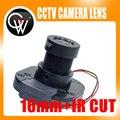 1080 P IR 16mm lente + IR CUT Equipo Montaje MTV M12 para Full HD Cámara de CCTV