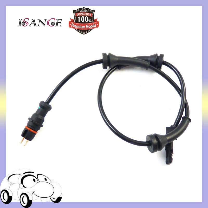 isance abs speed sensor front l r 0265007467 8200296570 for renault grand scenic scenic ii. Black Bedroom Furniture Sets. Home Design Ideas
