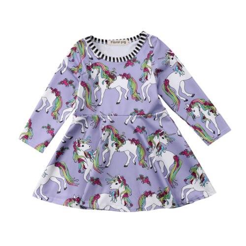 Aliexpress Buy Unicorn Kids Baby Girl Girls Princess