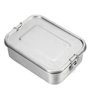 Image 5 - G.a HOMEFAVOR 어린이를위한 맞춤형 도시락 상자 식품 용기 Bento Box 304 최고급 스테인레스 스틸 보관 열 금속 상자 재고