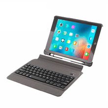 For iPad 2017 Keyboard Case Cover Stand Air 2 Pro 9.7 2018 Tablet With