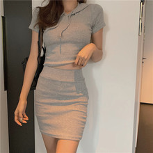 2 Two Piece Skirt Set Tracksuit Women Club Outfits Matching Sets Crop Hooded T-shirt Top and Skirt Summer Sexy Clothes for Women цена