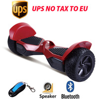 E Scooter E Roller Elektroroller 2 Wheel Hoverboard 9inch Off Road