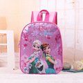 IVI New Elsa and Anna Children Bag School Bags Girls Cartoon Backpack Kids Character Fashion Schoolbag As gifts