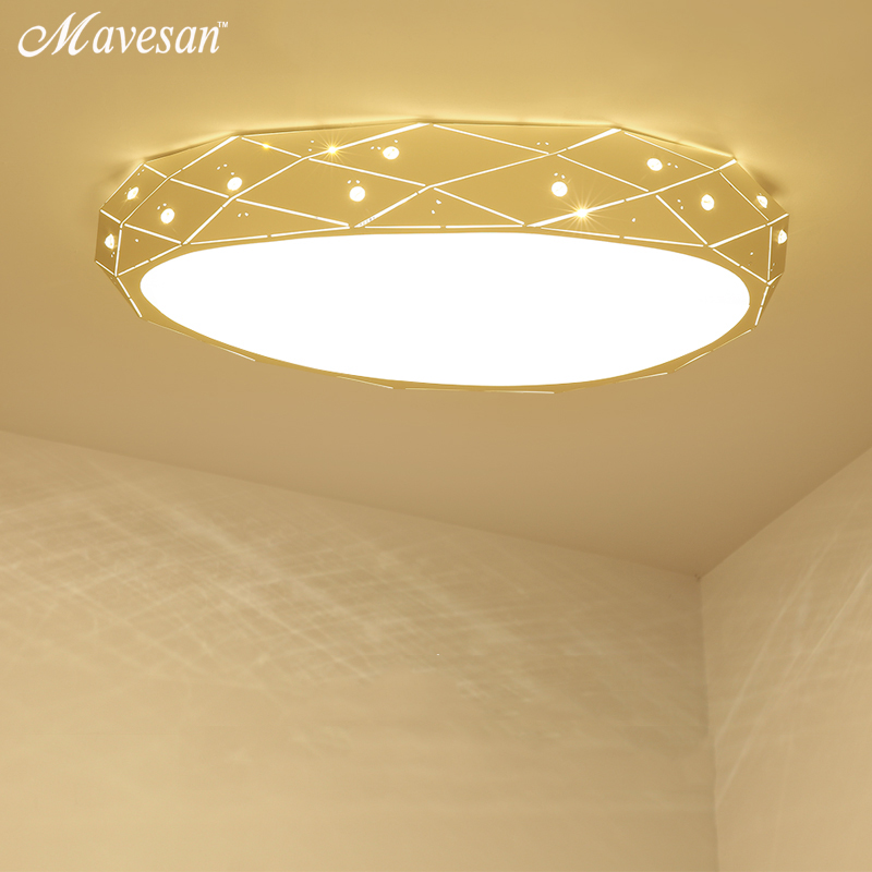 Neue Deckenleuchten Led Lampe Weiss Fernbedienung Oval Shpe Fr Schlafzimmer Wohnzimmer Leuchten