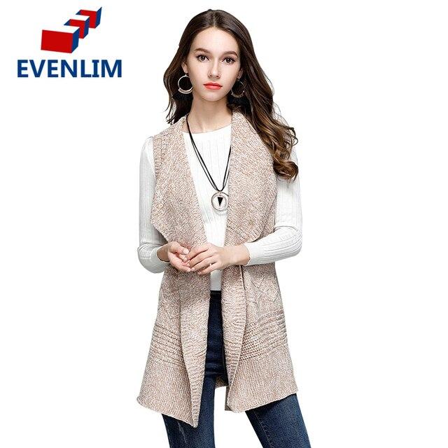 f67320bd588 EVENLIM-Mince-Tricot-Cardigan-Femmes-Long-Cardigan-Sans-Manches-Gilet -Tricot-Chandail-Ceinture-De-Mode-Chandail.jpg 640x640.jpg