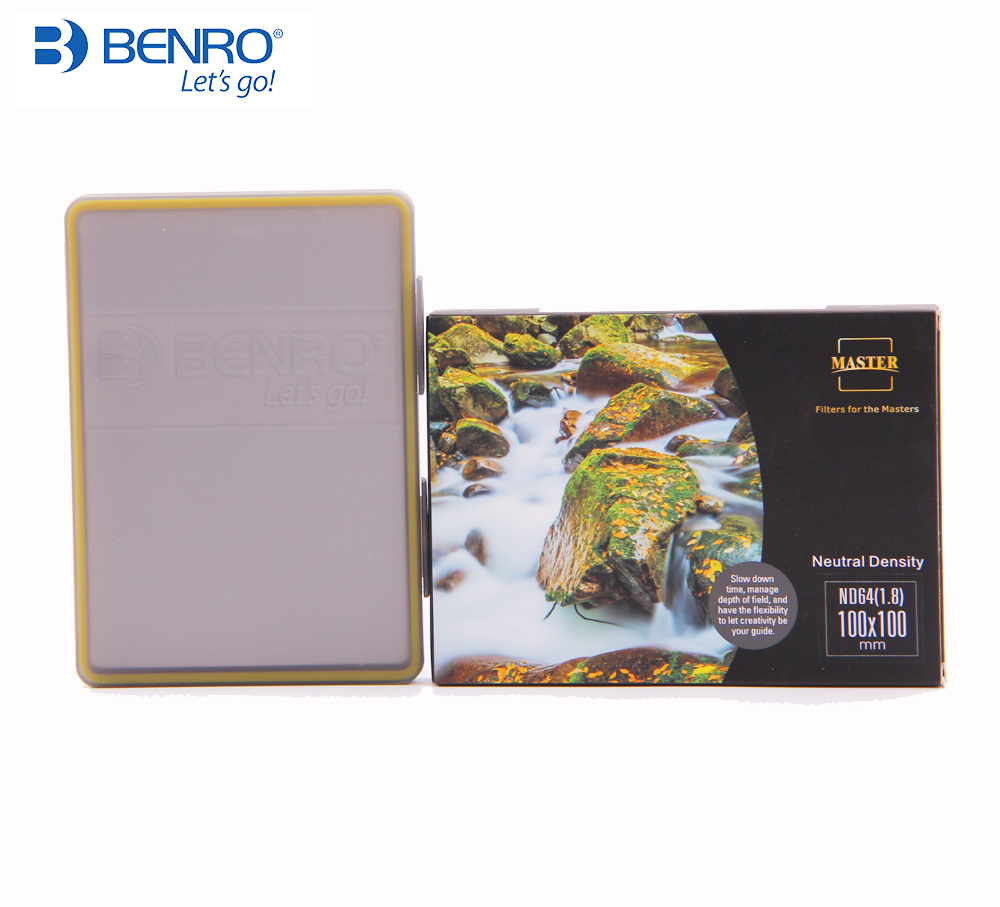 Benro Master 100X100 มม. ความหนาแน่น Neutral ND16 ND64 ND256 ND1000 ND1.8 ND3.0Square กรอง WMC (S) optical Glass Filter-ใน ฟิลเตอร์สำหรับกล้อง จาก อุปกรณ์อิเล็กทรอนิกส์ บน AliExpress - 11.11_สิบเอ็ด สิบเอ็ดวันคนโสด 1