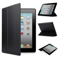 Stand Cover Case For IPad 2 3 4 IHarbort Soft Silicone TPU Case Smart Cover With