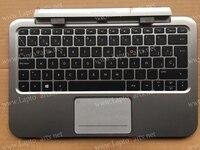 New SP Spanish Keyboard For HP ENVY X2 11 G003TU TPN P104 HSTNN IB4C Base Keyboard