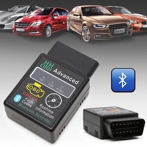 Image 5 - V 2,1 OBD 2 OBD II Auto Auto Bluetooth Diagnose Interface Scanner Android Auto Wartung Diagnose Werkzeuge 2017