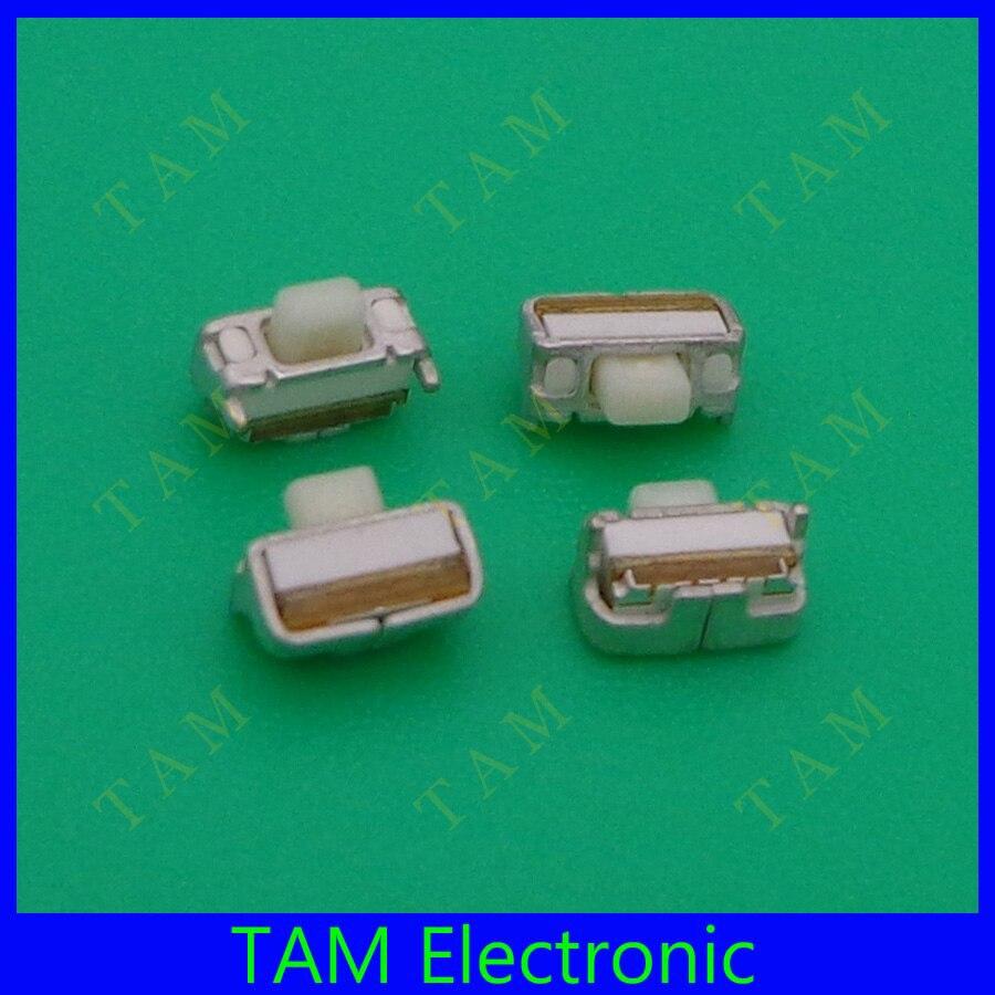 imágenes para 100 unids 4mm Botón de Volumen Interruptor de Encendido en off en el interior Para Samsung Galaxy S2 S3 S4 i9500 i9300 i939 i747 T999 T989 D710 T879 i535
