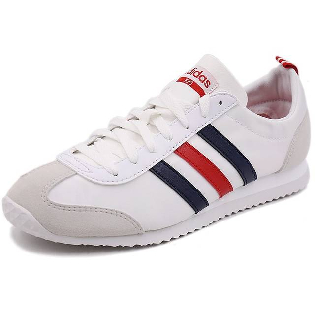 cf9d7af642 US $74.9 30% OFF|Original New Arrival 2019 Adidas NEO VS JOG Men's  Skateboarding Shoes Sneakers-in Skateboarding from Sports & Entertainment  on ...