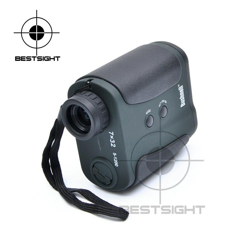 Binoculars Golf Laser Distance Meter With font b Rangefinder b font 7x32 5 1200m Range Finder