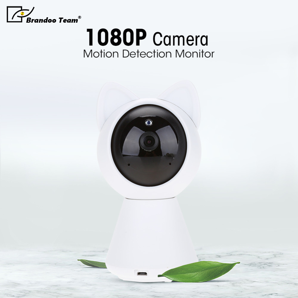 Home Security IP Camera Wi-Fi 1080P Wireless Network Camera CCTV CameraHome Security IP Camera Wi-Fi 1080P Wireless Network Camera CCTV Camera