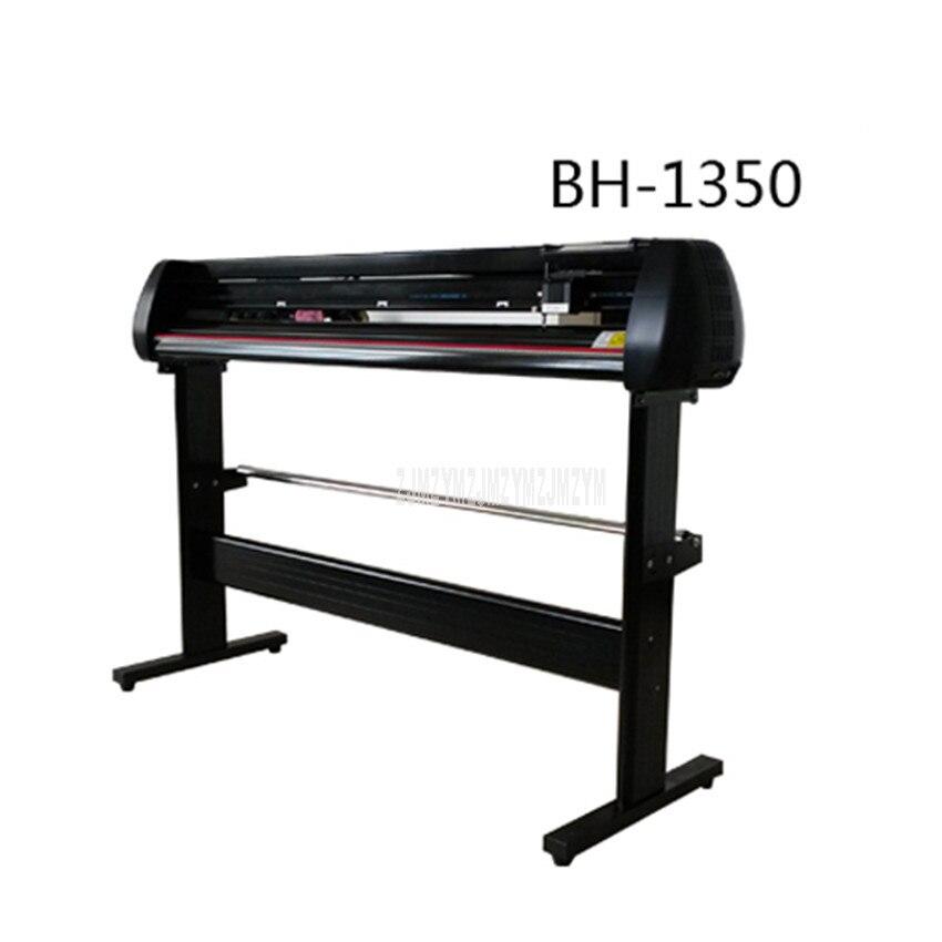 BH-1350 vêtement vêtements modèle pochoir stylo dessin traceur CAD modèle impression traceur Max largeur 125 cm manuel papier alimentation