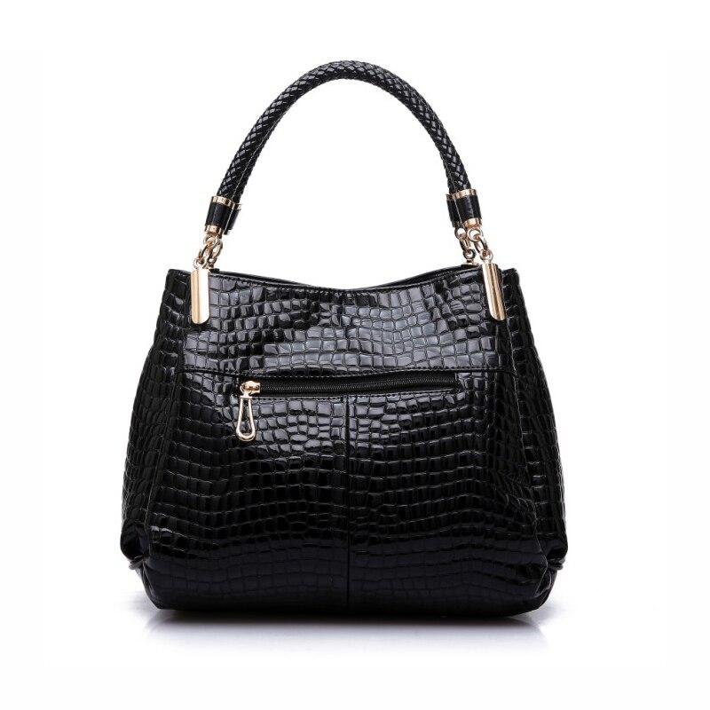 2018 grand sac fourre-tout angleterre Style designer femmes en cuir sac à main PU dame grand sac à bandoulière sac décontracté feminina noir rouge bleu